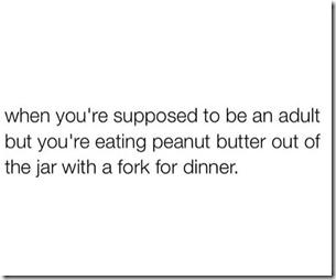 peanut butter meme